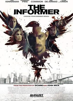The Informer (2019) [HDCAM]